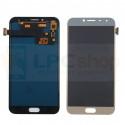 Дисплей для Samsung j4 2018 J400F в сборе с тачскрином Серый - Оригинал