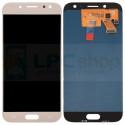 Дисплей для Samsung J530F (J5 2017) в сборе с тачскрином Золото - (TFT матрица)