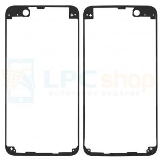 Рамка дисплея для Huawei Nova 2 Plus Черная
