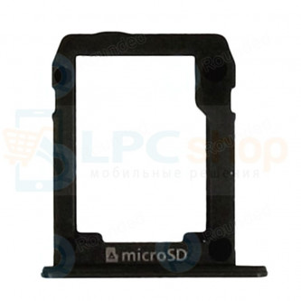 Контейнер MicroSD Samsung Galaxy Tab S2 T815 LTE / T715 Черный