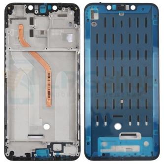 Рамка дисплея для Xiaomi Pocophone F1 Черная