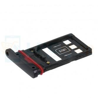 Лоток сим карты Huawei Mate 20 Pro Черный (black)