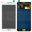Дисплей Samsung A500F (A5) в сборе с тачскрином Белый - (TFT матрица)