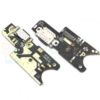 Шлейф Xiaomi Pocophone F1 плата системный разъем/микрофон