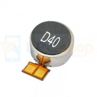 Вибромотор для Samsung S8 G950F / S8 Plus G955F / Note 8 N950F / S9 G960F / S9 Plus G965F модель D40 аналог J40