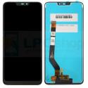 Дисплей Huawei Honor 8C в сборе с тачскрином Черный