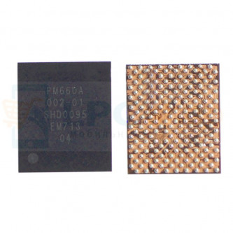 Микросхема Qualcomm PM660A 002-01 - Контроллер питания Xiaomi