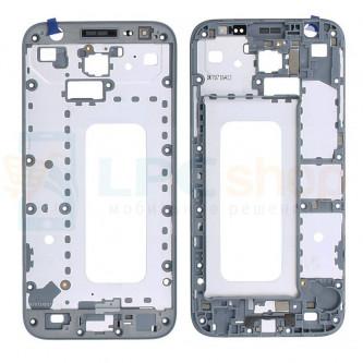Рамка дисплея для Samsung J3 2017 J330F Серебро