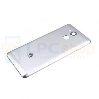 Крышка(задняя) Huawei Honor 6C (DIG-L21HN) Серебро (без линзы камеры)