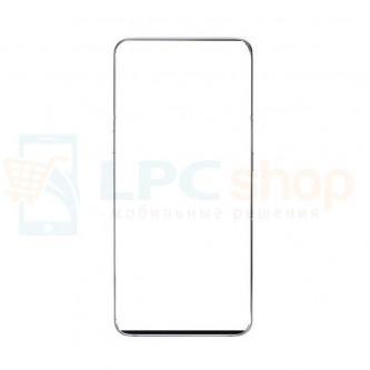 Стекло (для замены) Samsung A805 (A80) Черное