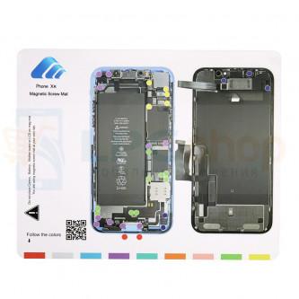 Магнитный коврик (Screw Magnetic mat) для iPhone XR