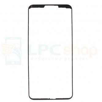Рамка дисплея для Huawei P20 Pro Черная