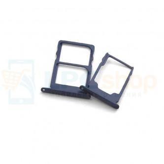 Лоток сим карты и карты памяти Nokia 3.1 Синий 2 сим карты) (комплект из 2шт)