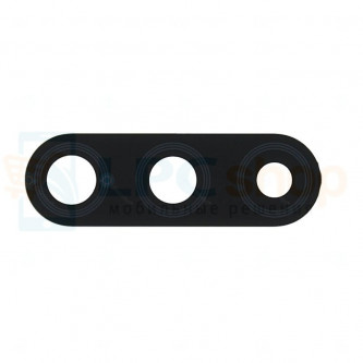 Стекло (для замены) камеры Huawei P30 Lite Черное