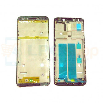 Рамка дисплея для Alcatel A7 5090Y Черная