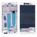 Рамка дисплея для Huawei Honor 6C Белая