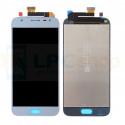 Дисплей Samsung J330F (J3 2017) в сборе с тачскрином Голубой