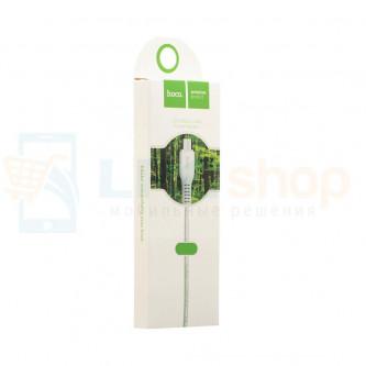 Кабель MicroUSB  Hoco X20 Белый