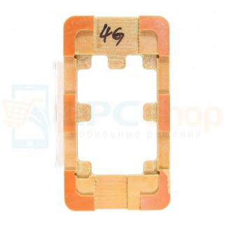 Матрица для сборки дисплейного модуля iPhone 4/4S