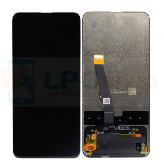 Дисплей Huawei P Smart Z в сборе с тачскрином Черный