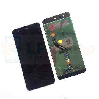Дисплей Huawei P10 Lite в сборе с тачскрином Черный - Оригинал