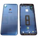 Крышка(задняя) Asus ZB633KL (ZenFone Max M2) Синий