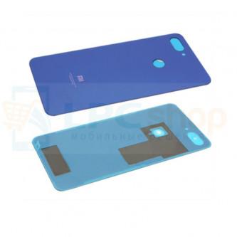Крышка(задняя) Xiaomi Mi 8 Lite Синий
