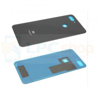 Крышка(задняя) Xiaomi Mi 8 Lite Черный