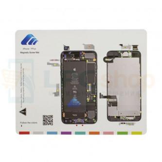 Магнитный коврик (Screw Magnetic mat) для iPhone 7 Plus