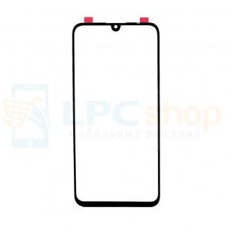 Стекло (для замены) Huawei Honor 10 Lite Черное
