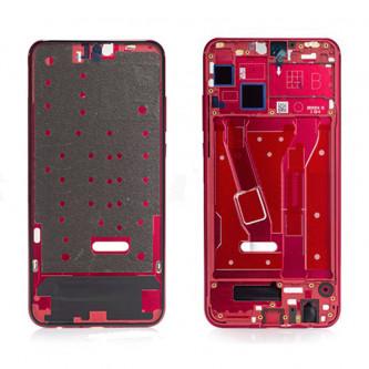Рамка дисплея для Huawei Honor 8X Красная