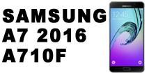 Аксессуары и запчасти для Samsung Galaxy A7 (2016) A710F