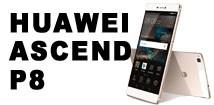 Аксессуары и запчасти для Huawei Ascend P8