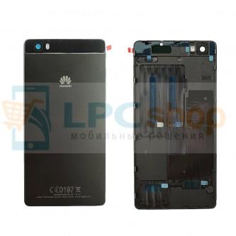 Крышка(задняя) Huawei P8 Lite Черный