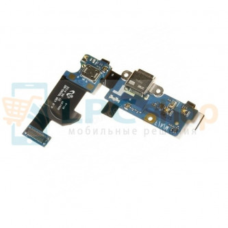 Шлейф зарядки Samsung G800F / S5 mini и микрофона