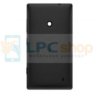 Крышка(задняя) Nokia Lumia 520/525 Черный