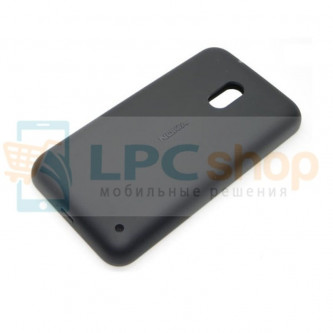 Крышка(задняя) Nokia Lumia 620 Черный