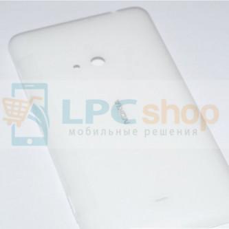 Крышка(задняя) Nokia Lumia 625 Белая
