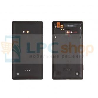Крышка(задняя) Nokia Lumia 720 Черный