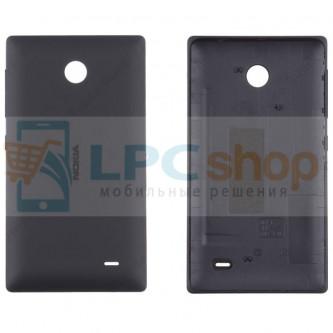 Задняя Крышка Nokia X2 Dual RM-1013 Черный