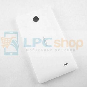 Крышка(задняя) Nokia X2 Dual RM-1013 Белая