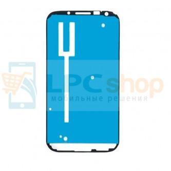 Скотч двухсторонний для склеивания стекла  Samsung Galaxy Note 2 N7100 (5 шт.)