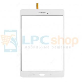 "Тачскрин (сенсор) для Samsung T355 (Tab A 8.0"" LTE) Белый"