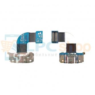 Шлейф (плата) зарядки Samsung T320