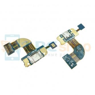 Шлейф (плата) зарядки Samsung T321 / T325 с микрофоном