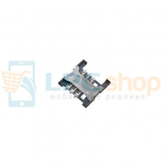 Коннектор SIM-Карты Alcatel OT-4033D/OT-4030D/OT-5020D/OT-4010D/OT-4015D/OT-4018D / ZTE Blade L2 / Xiaomi Mi2