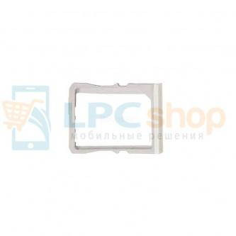 Лоток SIM HTC One/M7 Белый