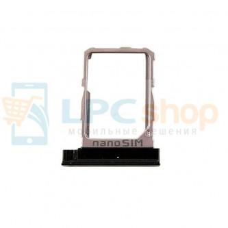 Лоток SIM LG Nexus 5X H791 Черный