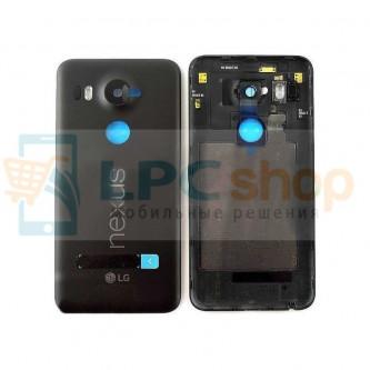 Крышка(задняя) LG Nexus 5X H791 Черный