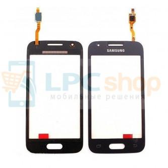 Тачскрин (сенсор) для Samsung Galaxy Ace 4 Neo G318H Черный
